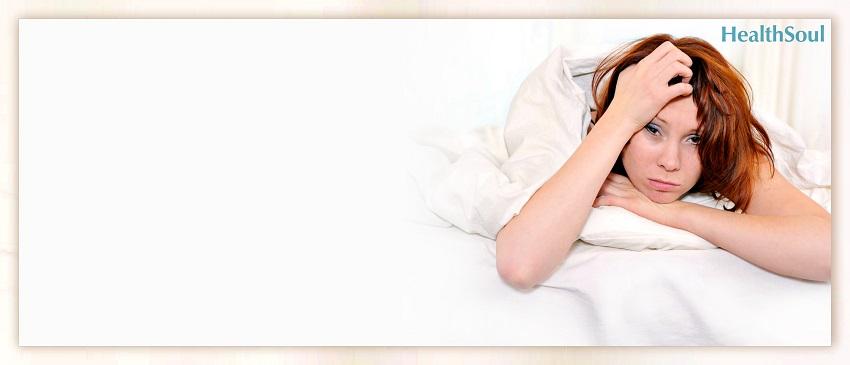 Why We Sleep Worse When Stressed | HealthSoul