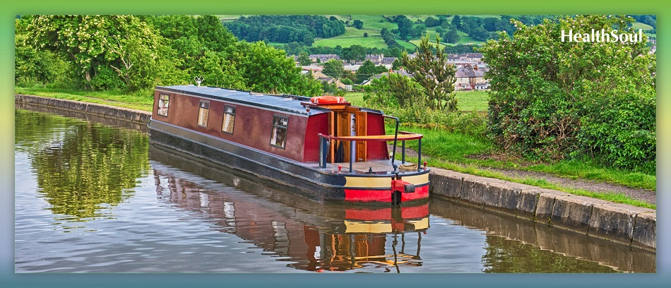 How to Ensure You Monitor Your Health While Living on A Narrowboat | HealthSoul