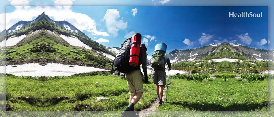 Looking after your health during trekking_ all you need to know | HealthSoul