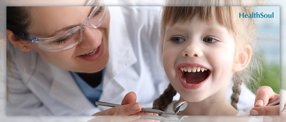 7 Reasons to Book a Dental Visit for Your Toddler | HealthSoul