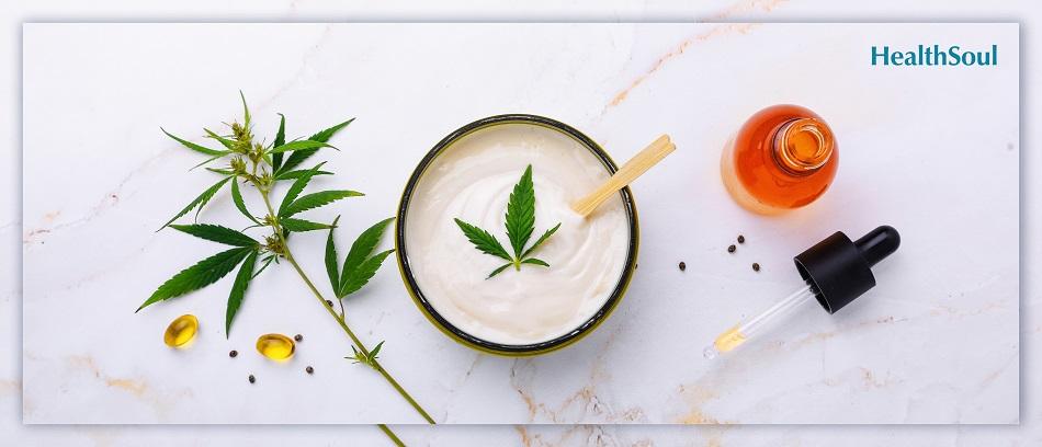 CBD Creams and Skincare | HealthSoul