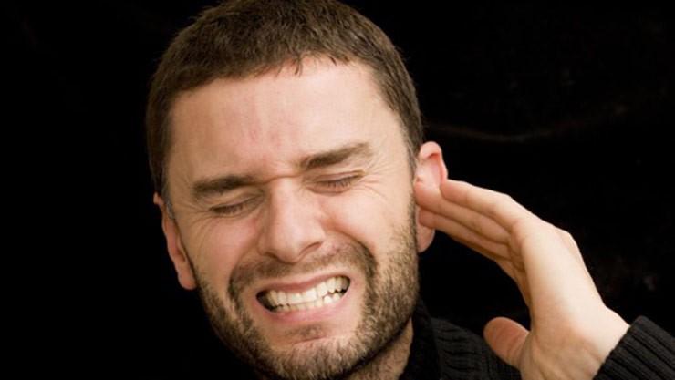 It's Tinnitus