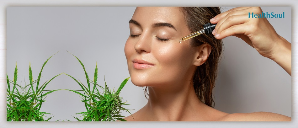 Using CBD oil for Acne & Skin Regeneration | HealthSoul