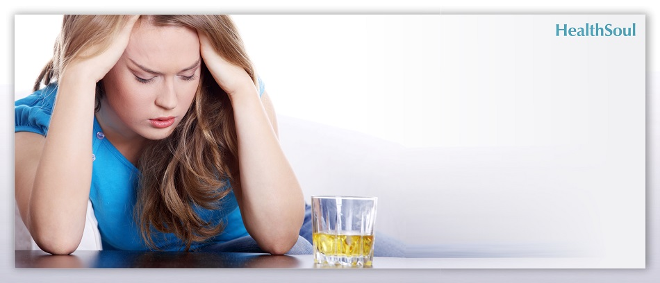 Anxiety, Depression, Hangover… - Negative Effects of Misusing Alcohol | HealthSoul