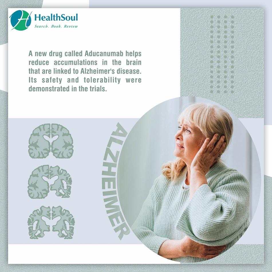 New Drug Treatments for Alzheimer's Disease