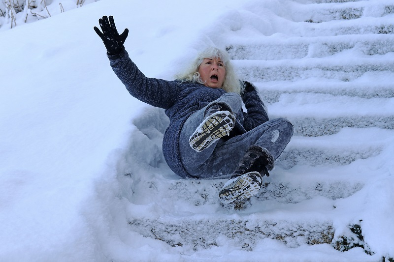 Injury Symptoms After A Slip And Fall