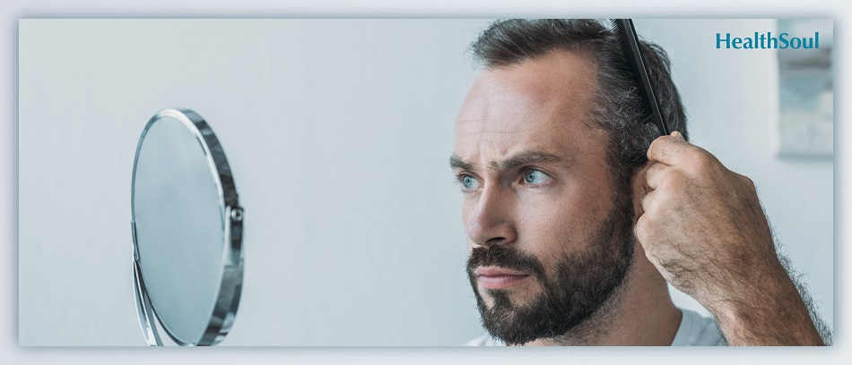 The Causes (and Treatments) of Hair Thinning in Men | HealthSoul