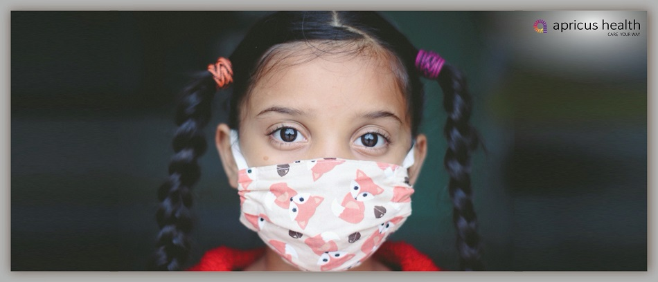 Should Kids Wear Masks During The Pandemic | HealthSoul