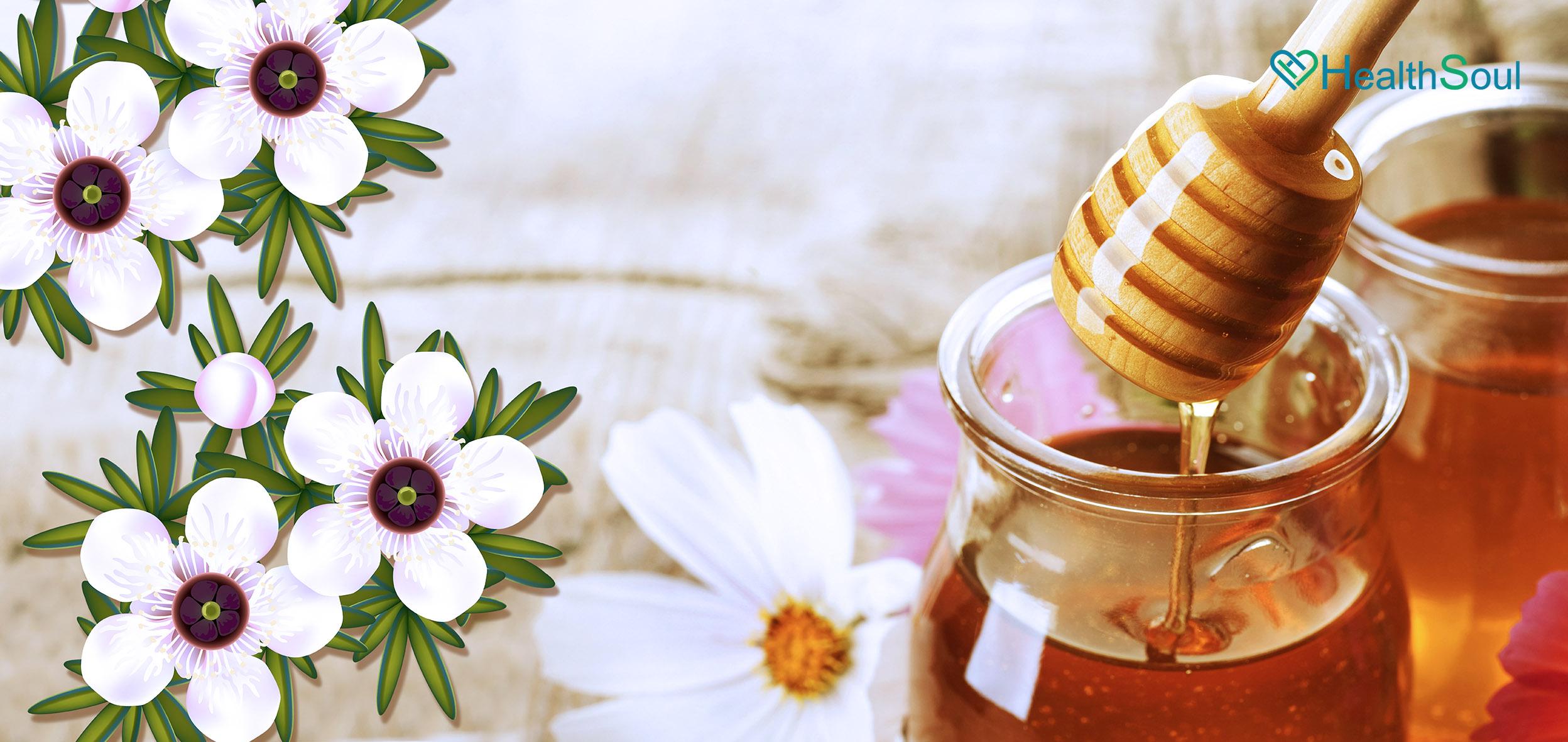 4 reasons to enjoy manuka honey | HealthSoul