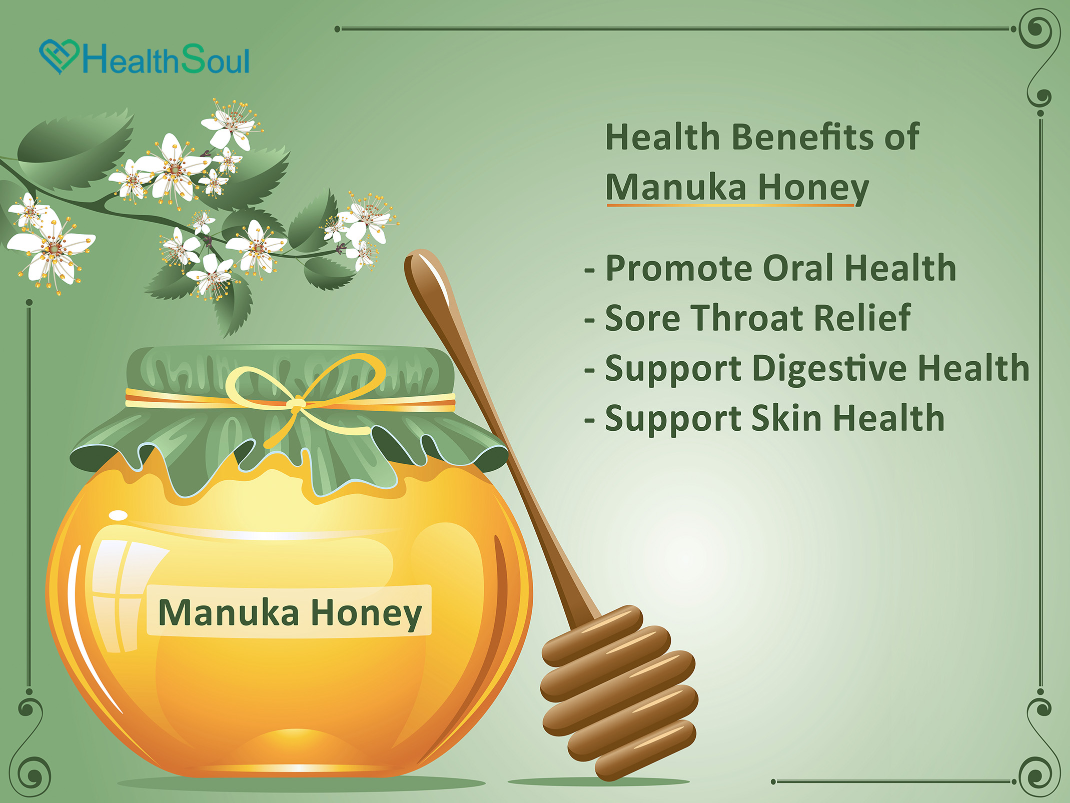 4 Reasons to Enjoy Manuka Honey