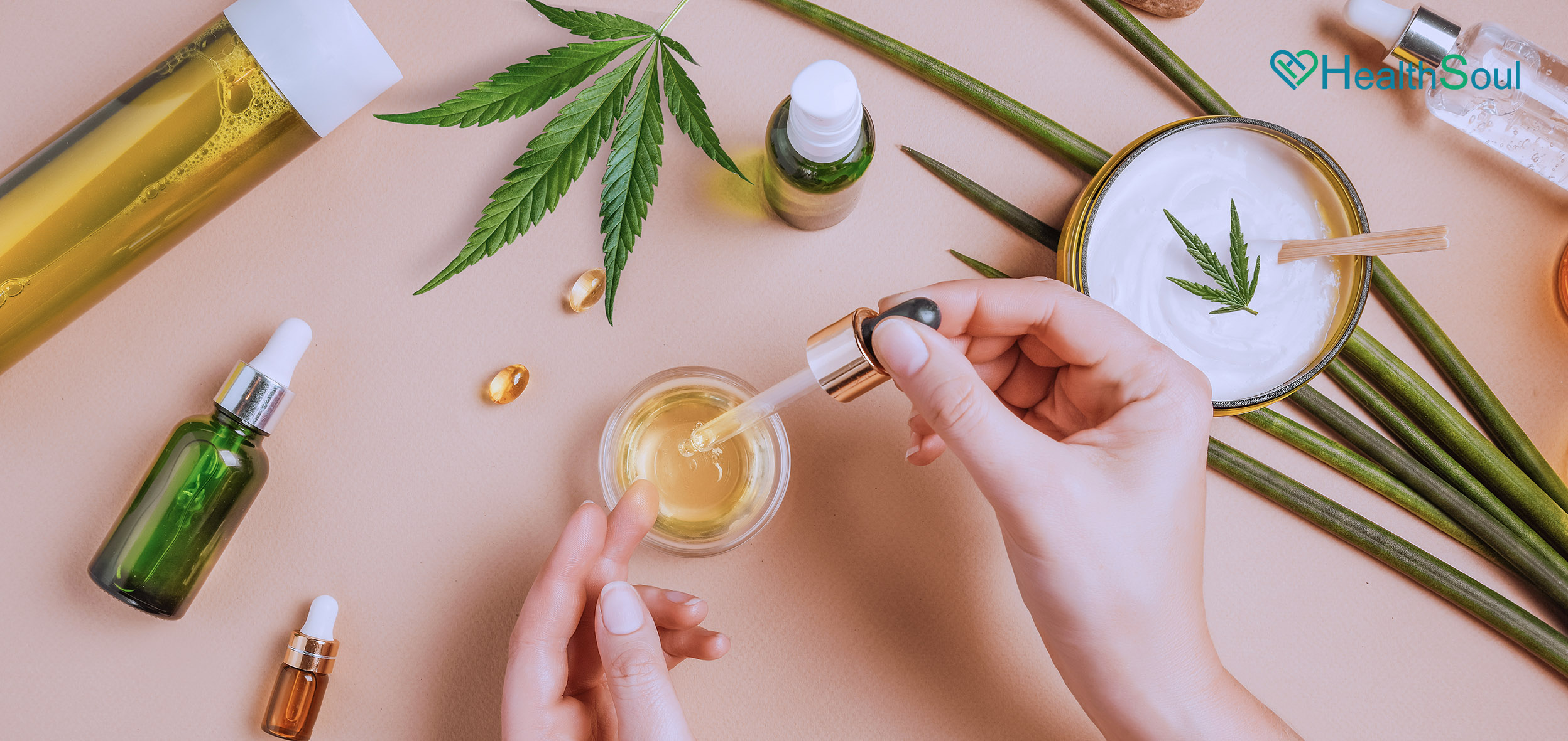 Ultimate 4 Benefits Of CBD Products You Should Know   HealthSoul