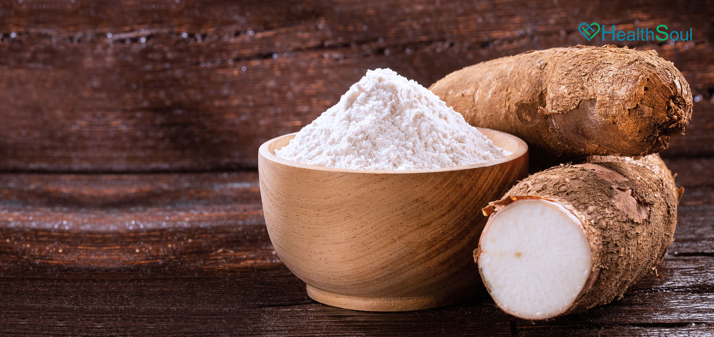 Health benefits of casava flour | HealthSoul