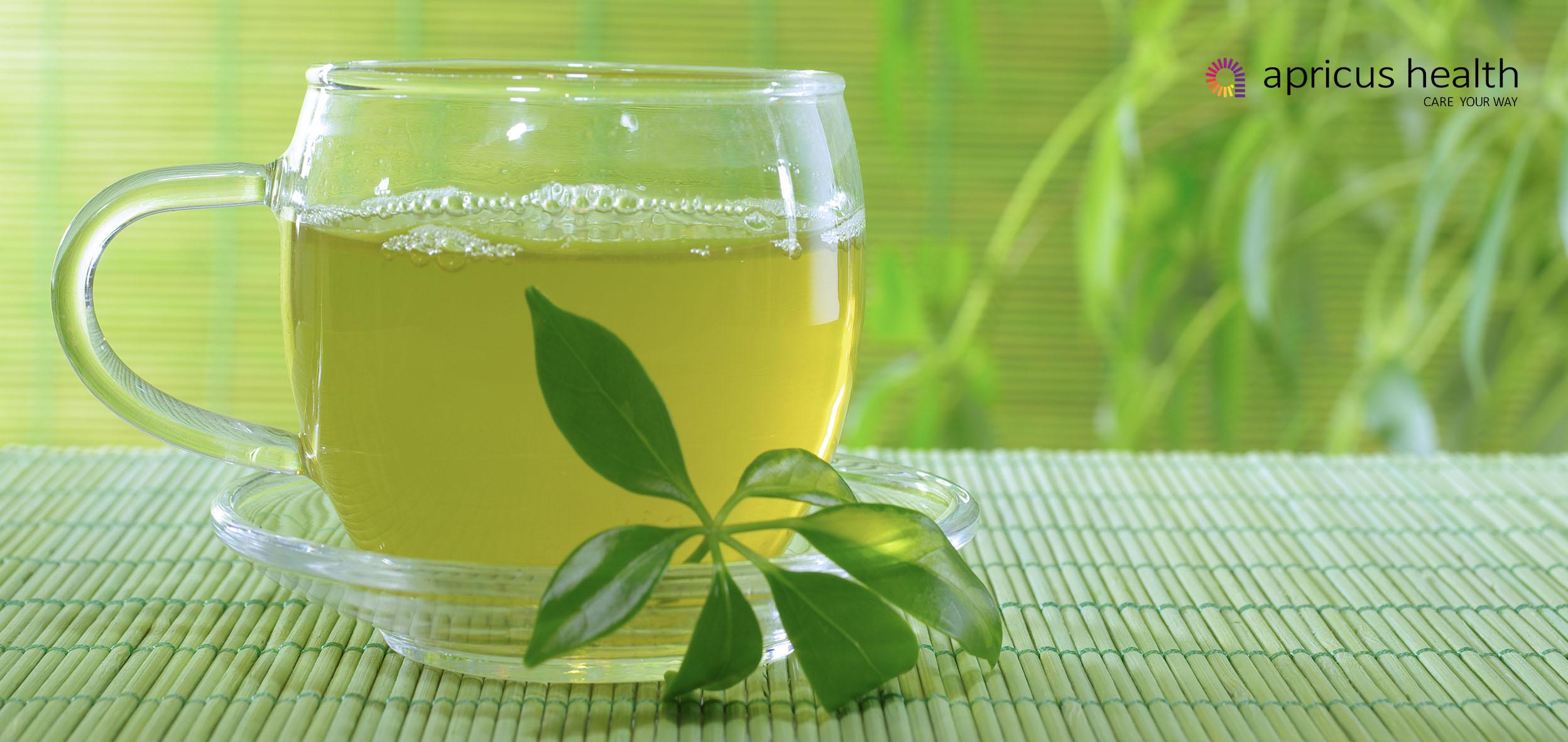 Health Benefits of Green Tea | HealthSoul