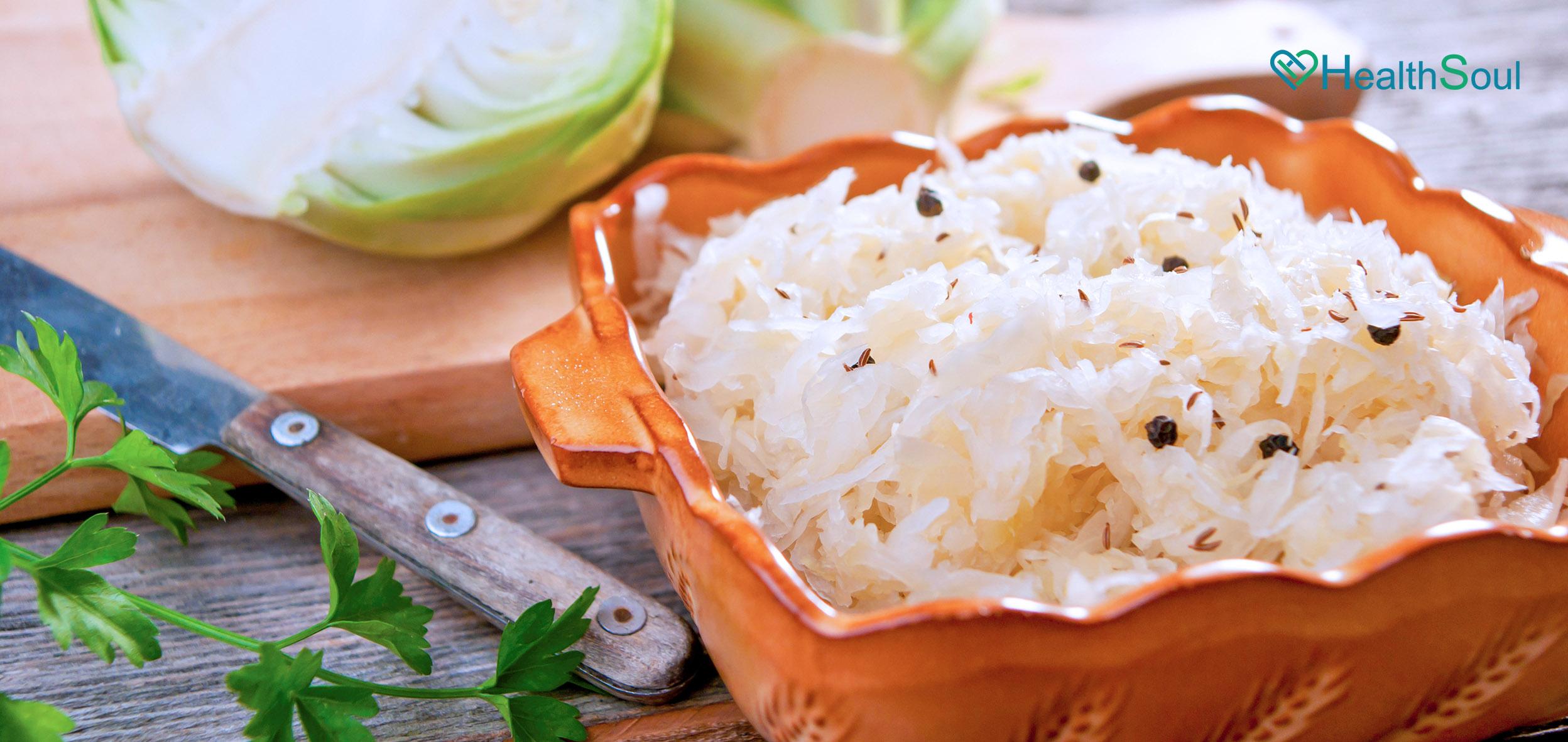 Health Benefits of Sauerkraut | HealthSoul