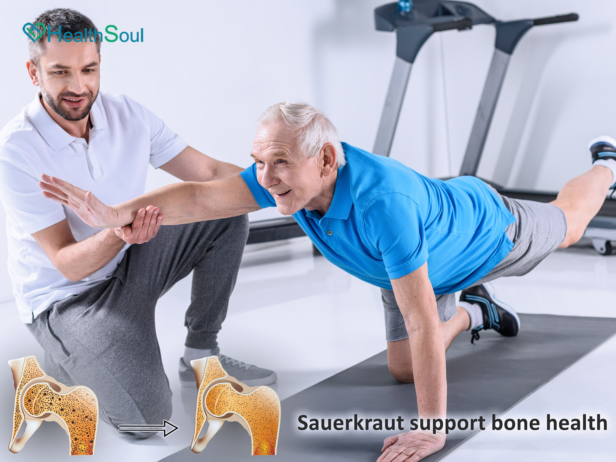 May support bone