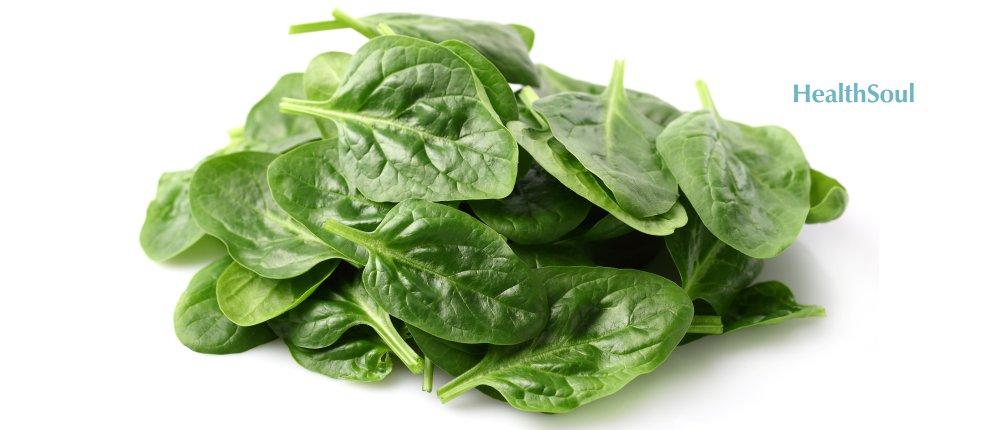 Health Benefits of Spinach   HealthSoul