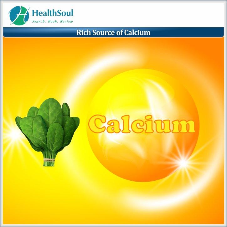 Rich Source of Calcium