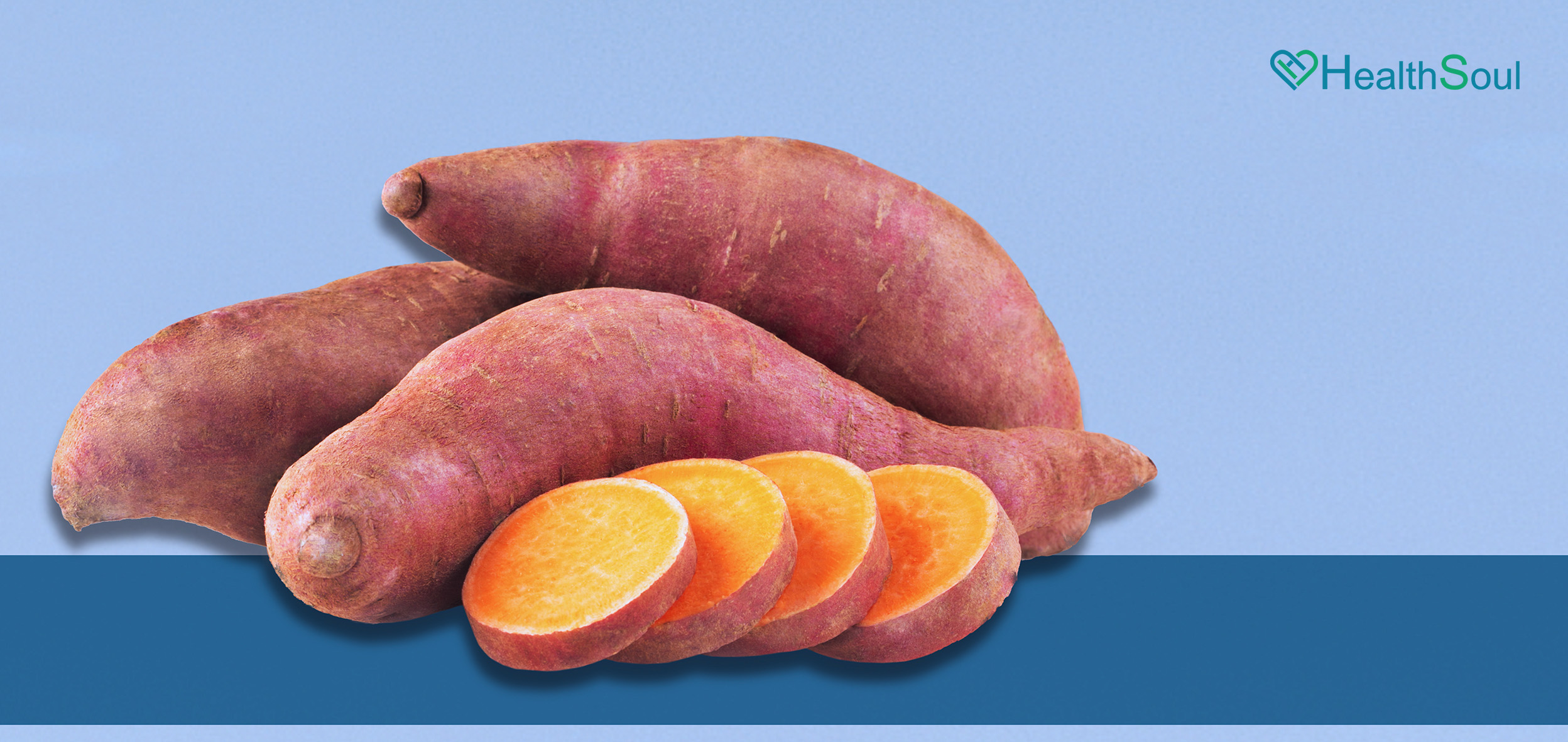 Health benefits of sweet potatoes | HealthSoul