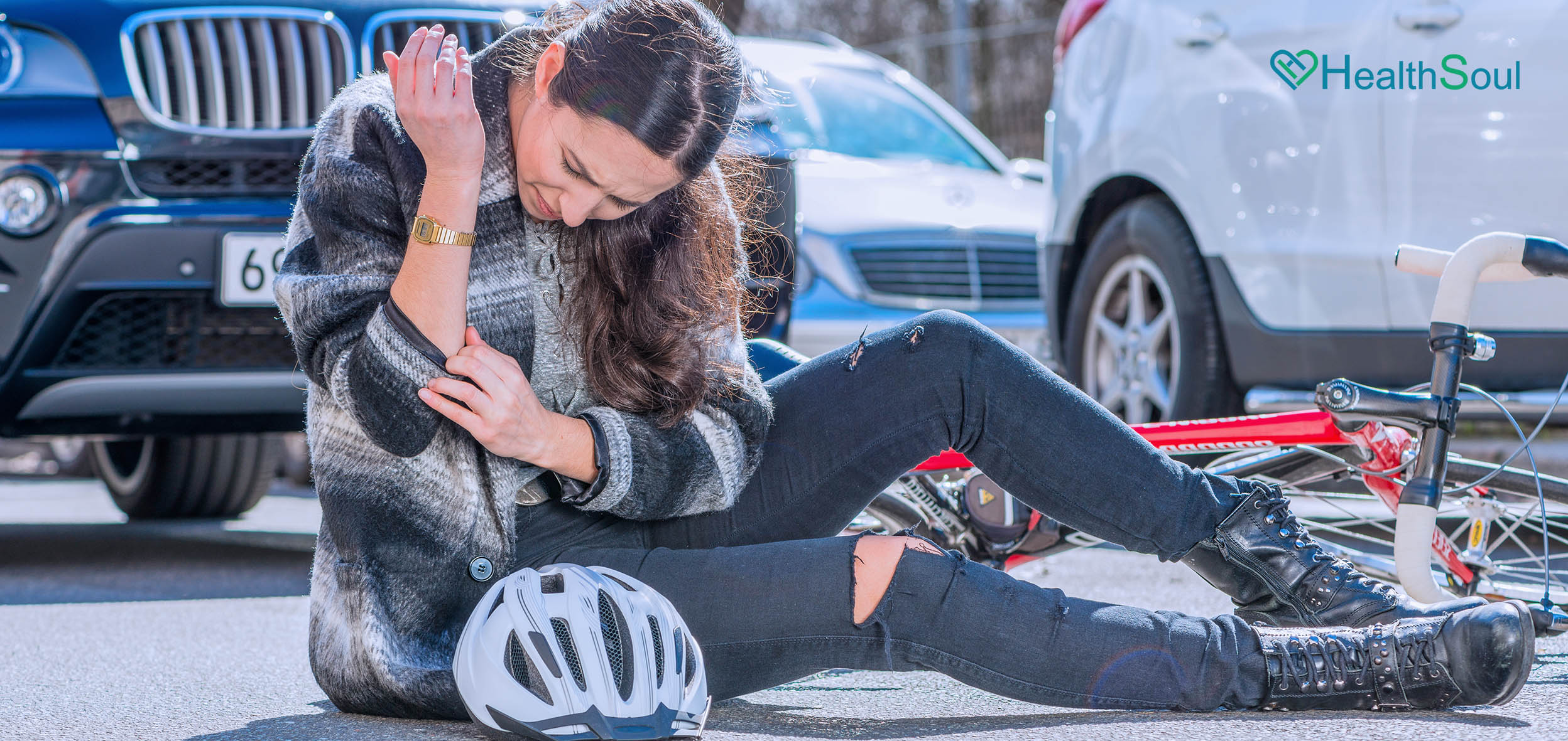 Hurt In A Moped Accident? Here's What You Should Immediately Do | HealthSoul