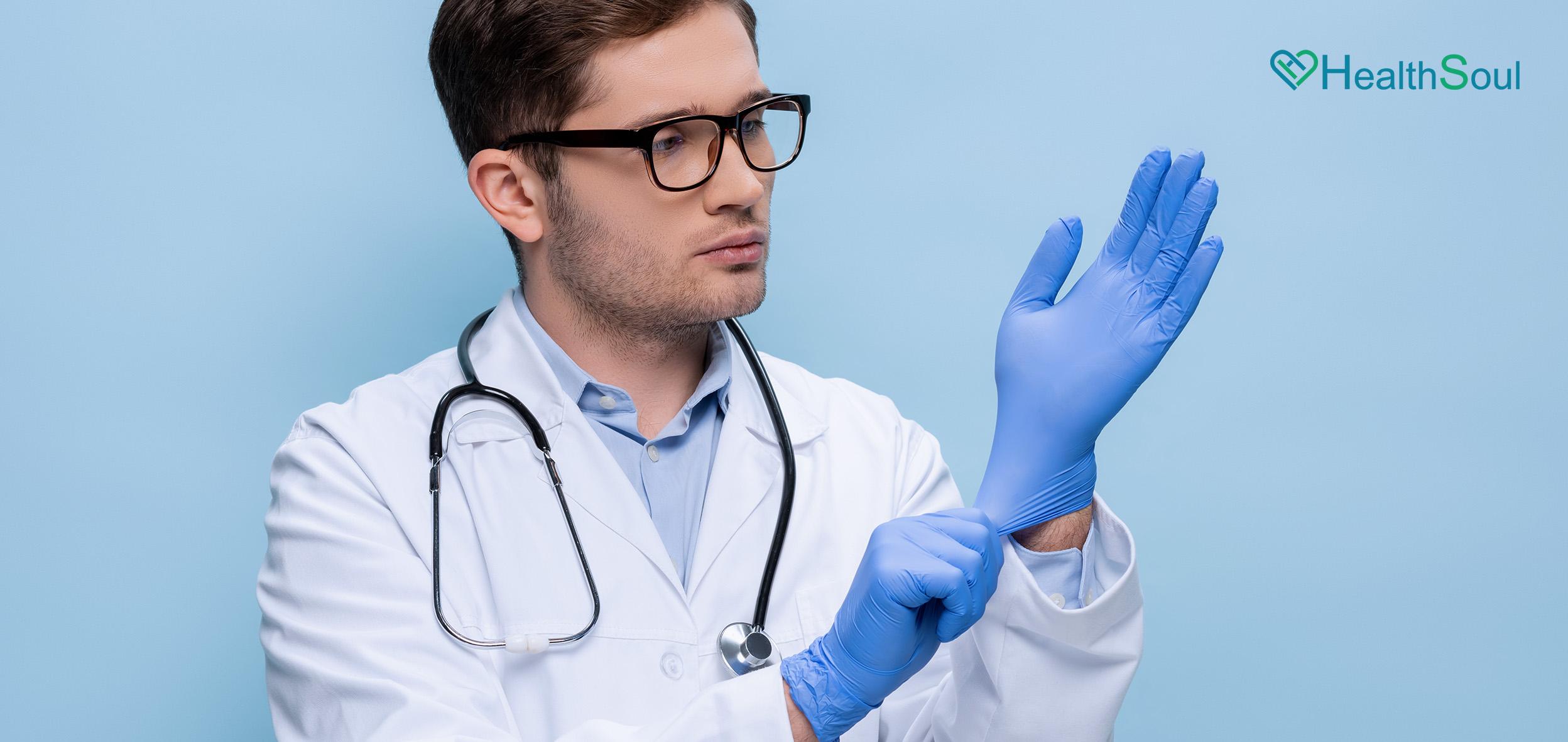 Vinyl Vs Nitrile Vs Latex Gloves: How Do They Differ? | HealthSoul