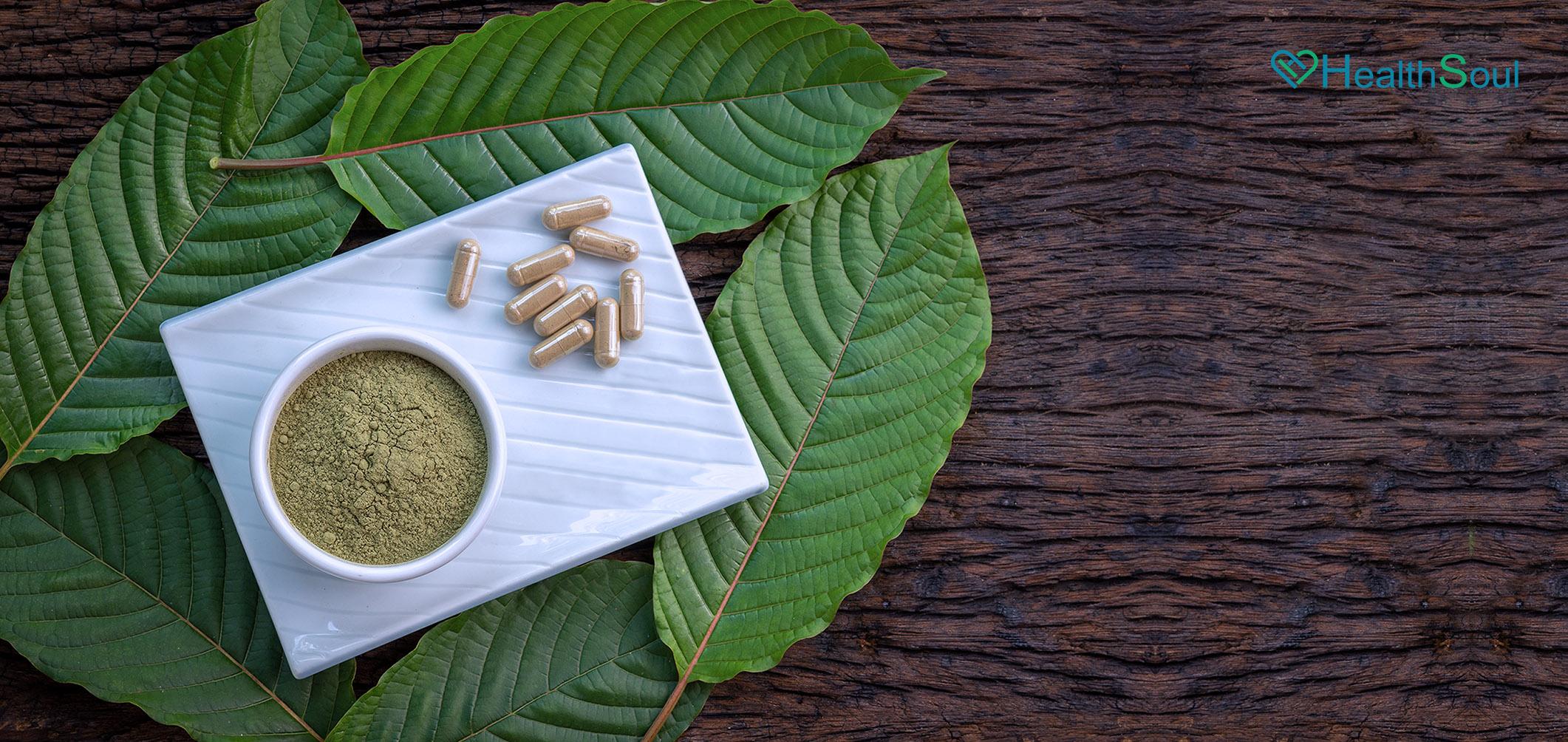 About Kratom Blends | HealthSoul