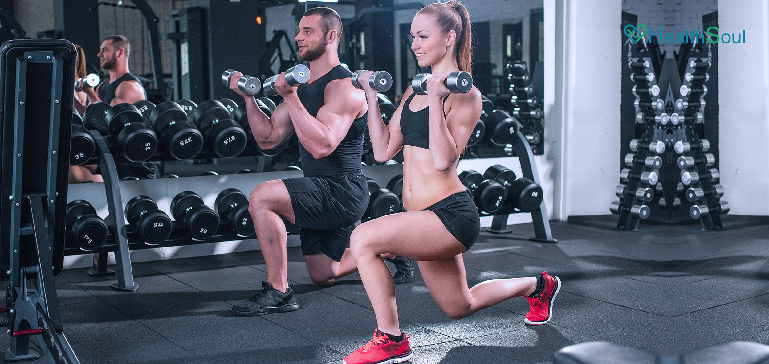 Maximize Your Gym Session - 5 Tips for Working Harder | HealthSoul