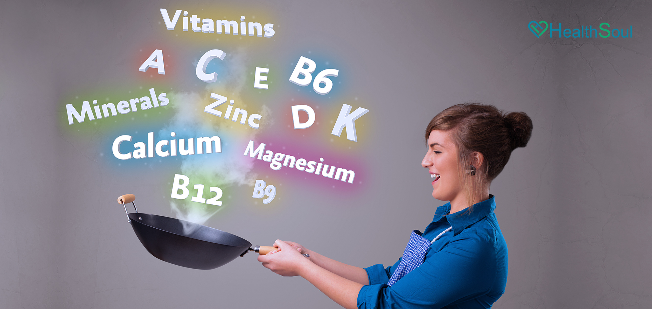 Vitamins for Women How Important It is to Keep The Right Balance | HealthSoul