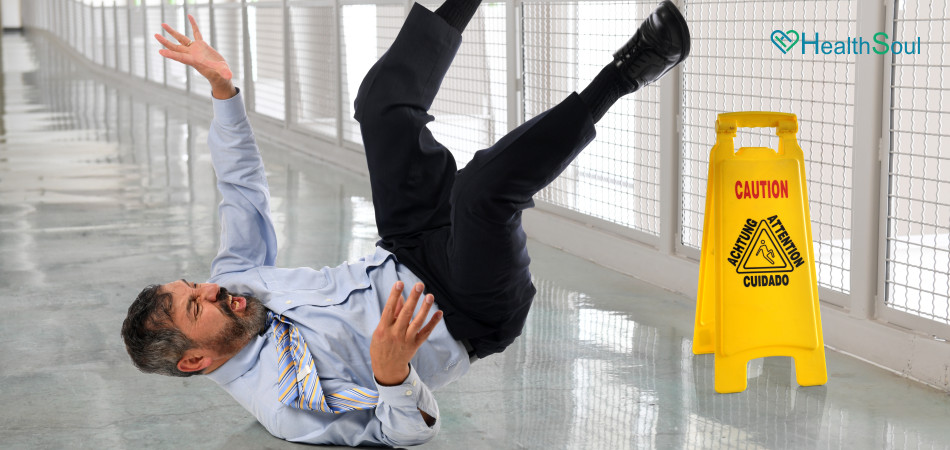 What is the protocol if or when I get hurt on the job | HealthSoul