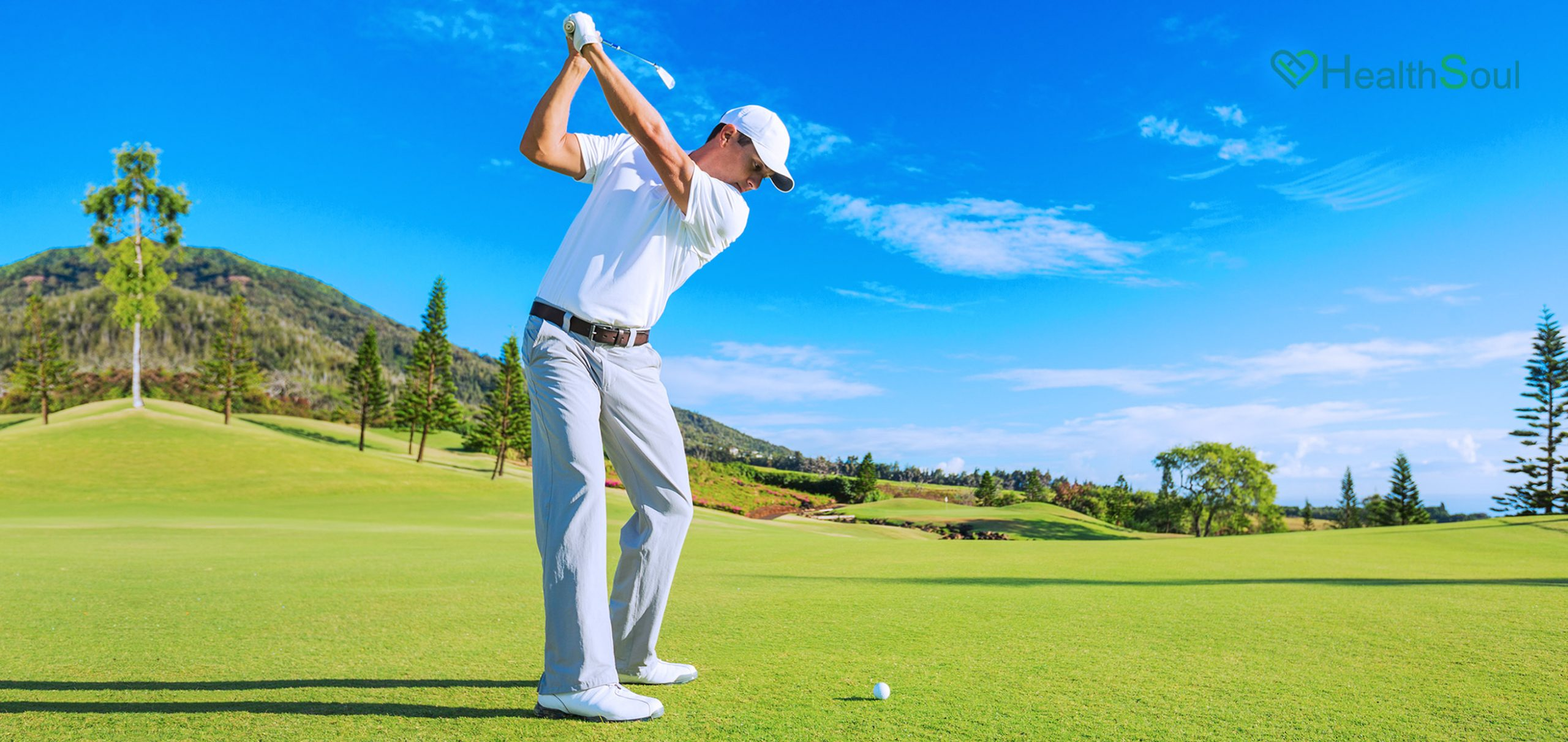 Fitness Tips_ Why Playing Golf Is Good For Your Health | HealthSoul