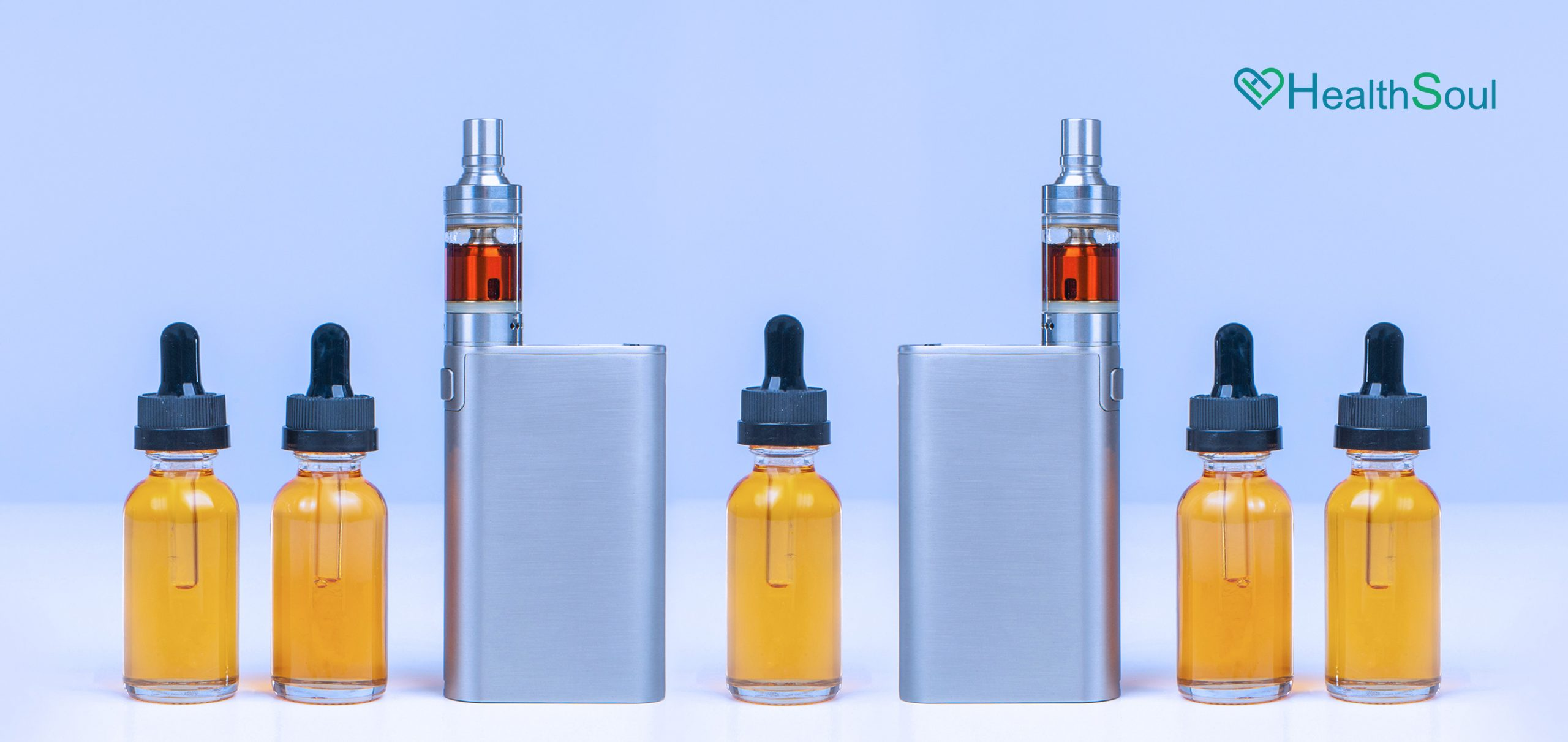 Im trying a new vape juice how can I get accustomed to it   HealthSoul