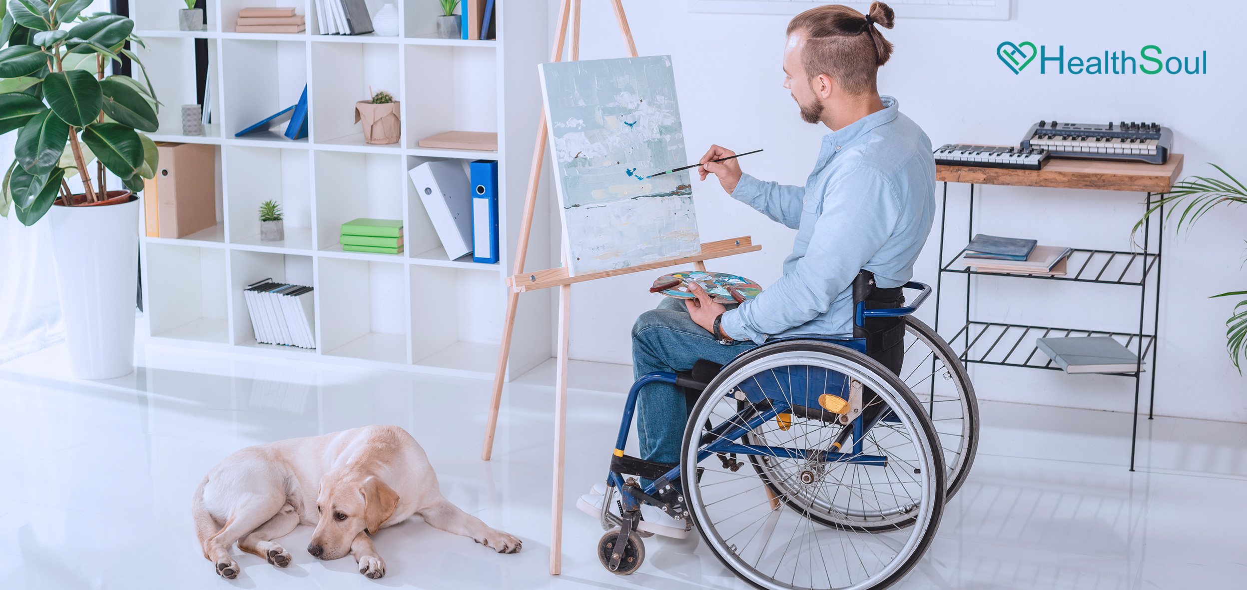 4 Ways To Make Your Wheelchair More Comfortable | HealthSoul