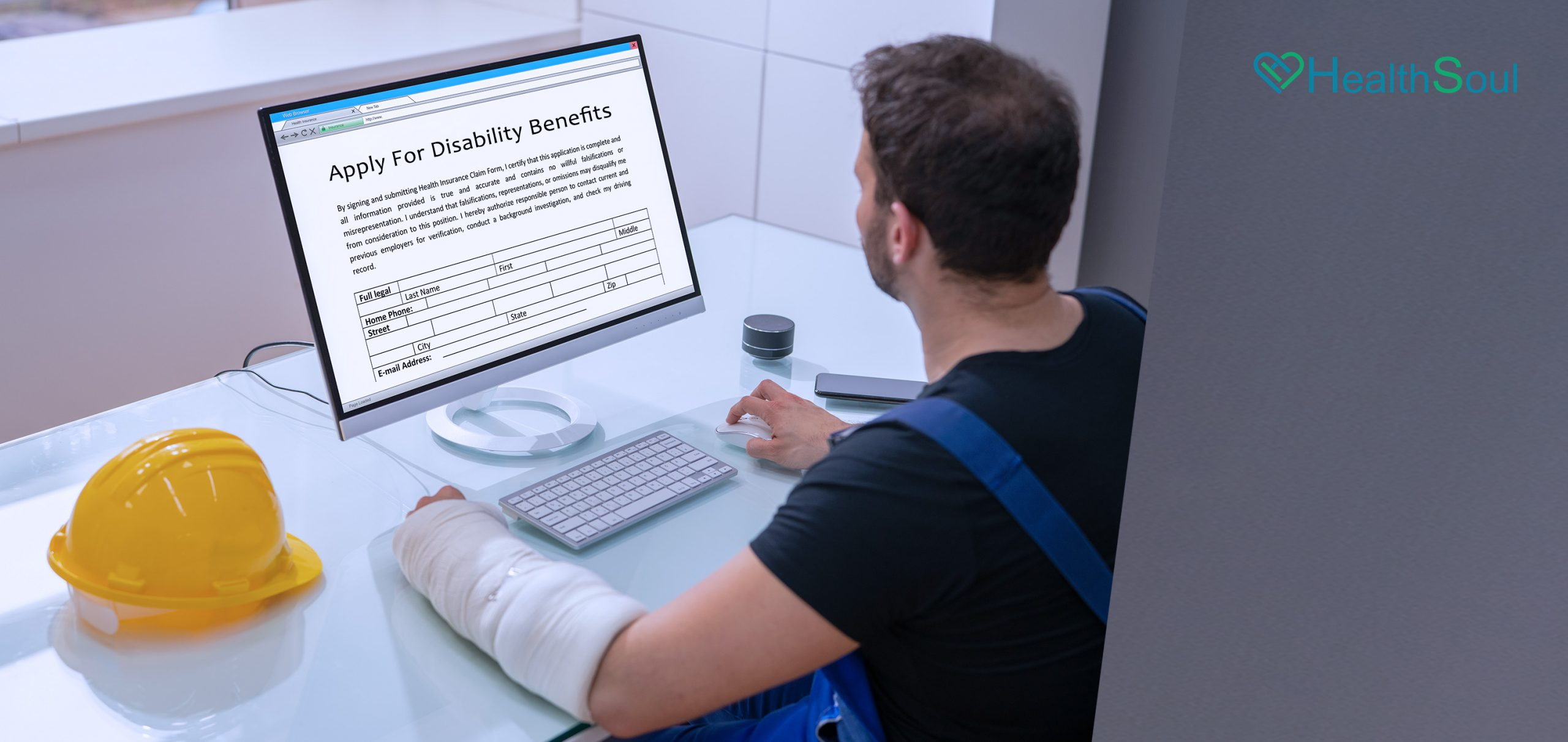 Five Things to Consider When Applying For Disability Benefits When You're Too Sick to Go Back to Work | HealthSoul