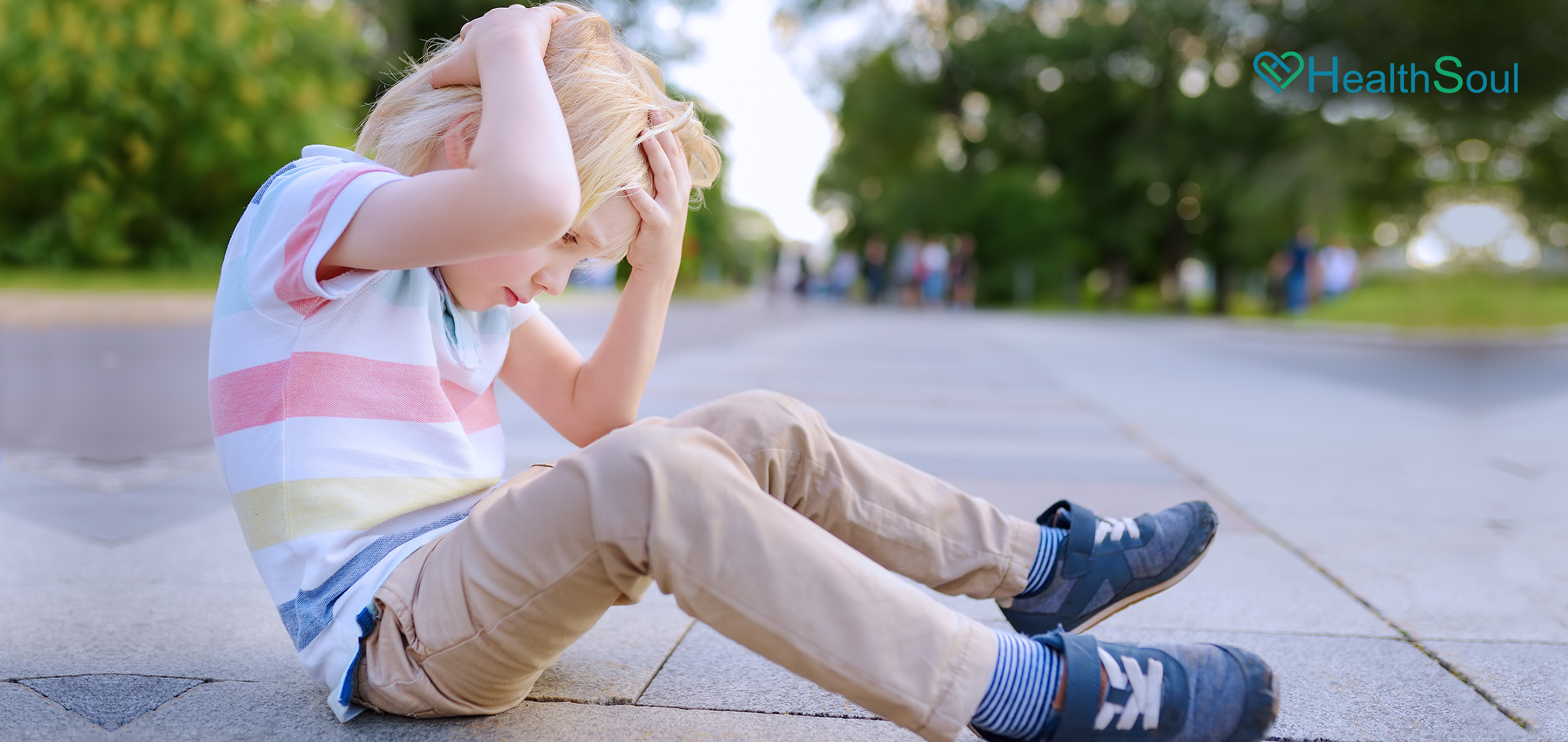 How Do Concussions Impact Childhood Development | HealthSoul