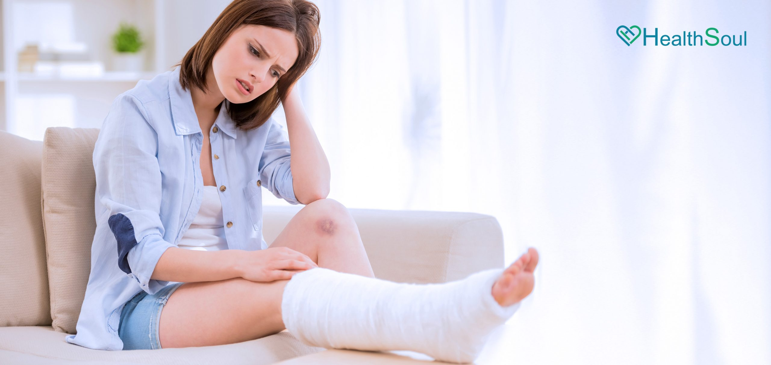 How To Recover From An Injury And Get Your Life Back On Track | HealthSoul