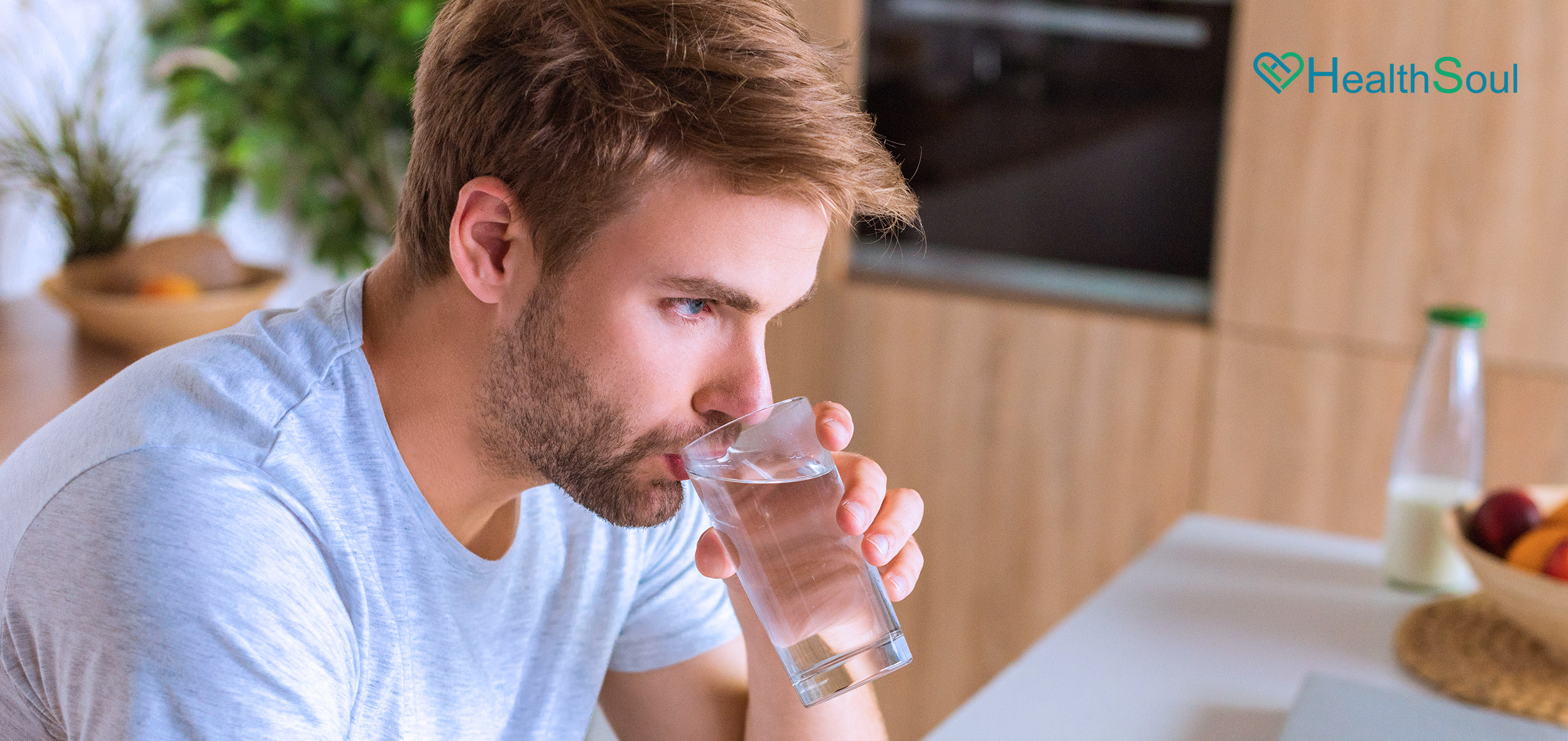 The Top 6 Health Benefits Of Drinking Enough Water | HealthSoul